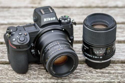 Nikon Z7 Image Quality Comparison vs Nikon D850, Canon EOS R, Canon 5DS R, Fuji 50R and Sony A7R III