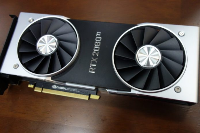 Nvidia RTX 2080 Ti Review