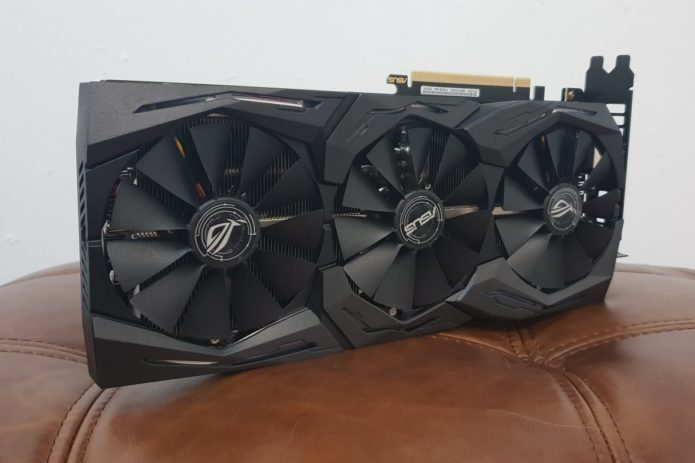 Asus ROG Strix RTX 2070 O8G Asus ROG Strix RTX 2070 O8G Gaming Review Gaming Review