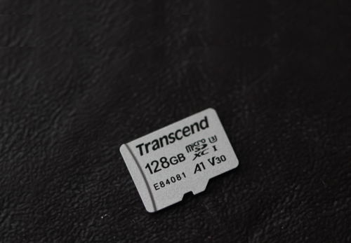 Transcend UHS-1 300S microSD card Hands-on, Benchmarks