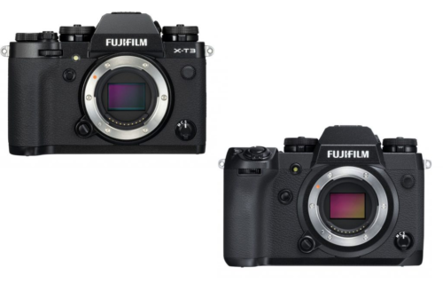 Fujifilm X-T3 and X-H1 Post Firmware Coverage