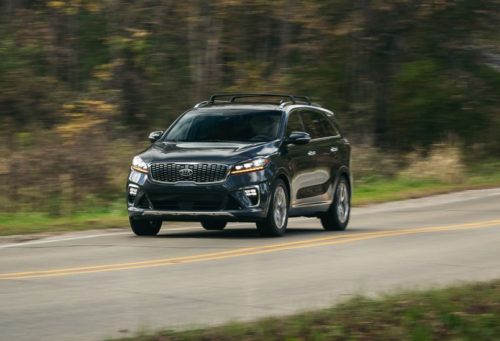 The 2019 Kia Sorento Is a Competent and Upscale Crossover