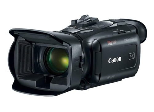 Canon announces the VIXIA HF G50 4K UHD Video Camcorder