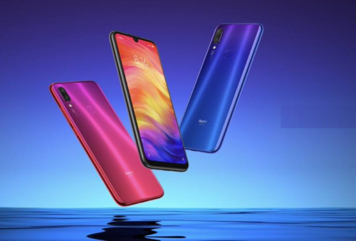 Xiaomi Redmi Note 7 With 48MP Sensor At Budget Smartphone Price Point