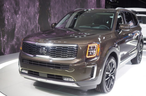 2020 Kia Telluride first look: Family SUV meets premium flexibility
