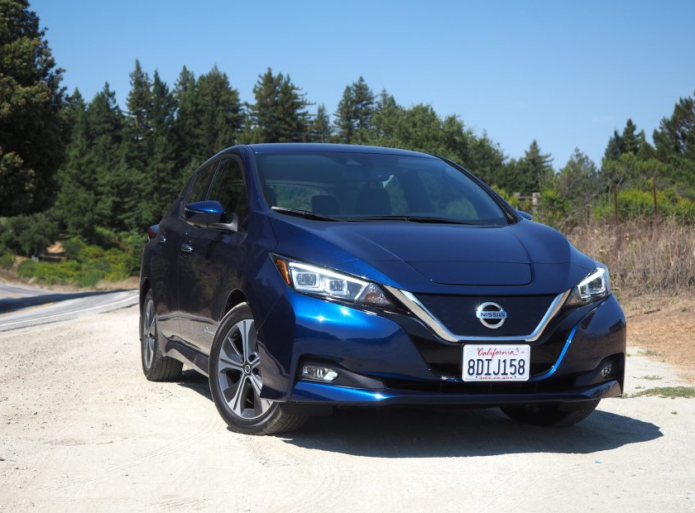 The new Nissan Leaf is the everyman EV