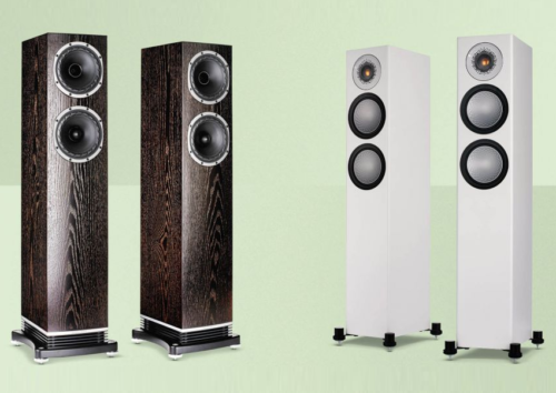Fyne Audio F501 vs Monitor Audio Silver 200 floorstanding speakers: which are better?