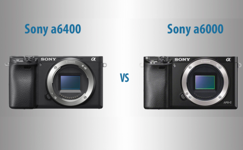 Sony a6000 vs a6400 – The 10 Main Differences