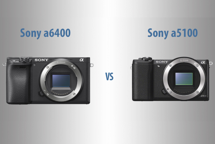 Sony a6400 vs a5100 – The 10 Main Differences