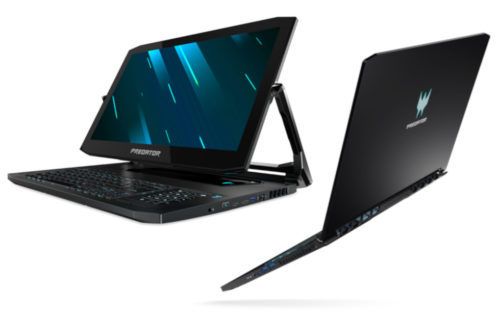 Acer Predator Triton 900, Triton 500 push the envelope of gaming laptop design