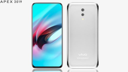 Vivo Apex 2019 may be the most beautiful phone ever