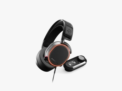 SteelSeries Arctis Pro + GameDAC Gaming Headset Review