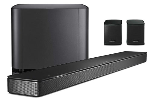 Bose Soundbar 500 review: Alexa, make me a sleek, smart sound bar