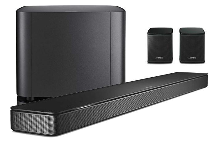 Bose Soundbar 500 review: Alexa, make me a sleek, smart sound bar
