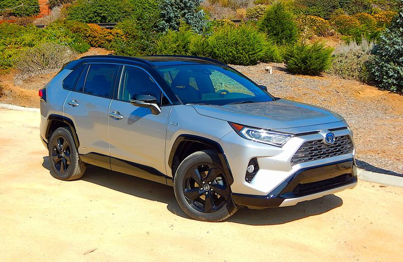 2019 toyota rav4 hybrid review gearopen. Black Bedroom Furniture Sets. Home Design Ideas