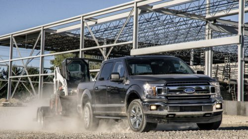 Ford F-Series all-electric pickup confirmed