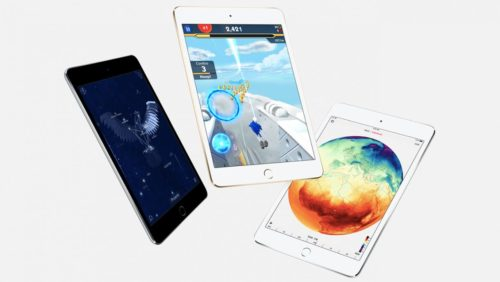 iPad Mini 5: Is this our first look at the revamped 2019 tablet?