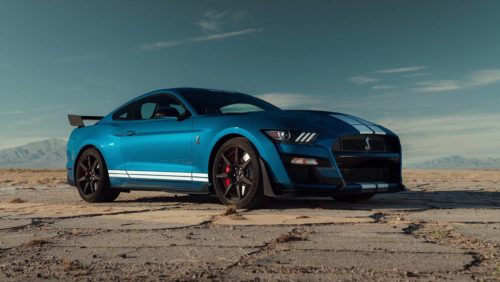 2020 Mustang Shelby GT500 first look: King Cobra