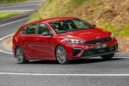 Kia Cerato GT pricing 'announced'