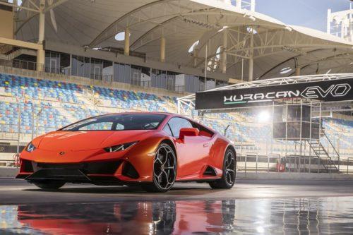 2019 Lamborghini Huracan Evo Review – International