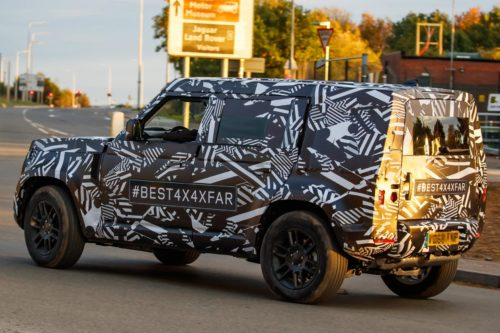 2020 Land Rover Defender previewed – video