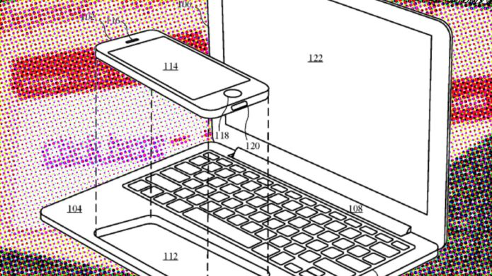 Could iPhone XI power a laptop?
