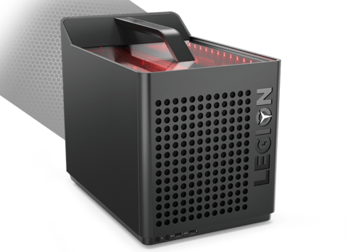 Lenovo Legion C530 Cube review: A small and capable gaming PC