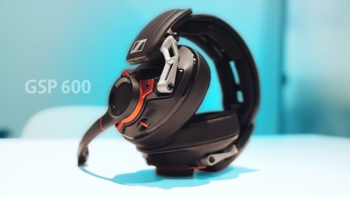 Sennheiser GSP 600 review: An audio-first alternative to your typical gaming headset
