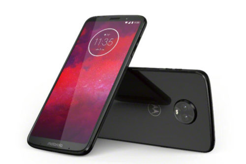 Moto Z3 is now officially a 5G-Ready phone