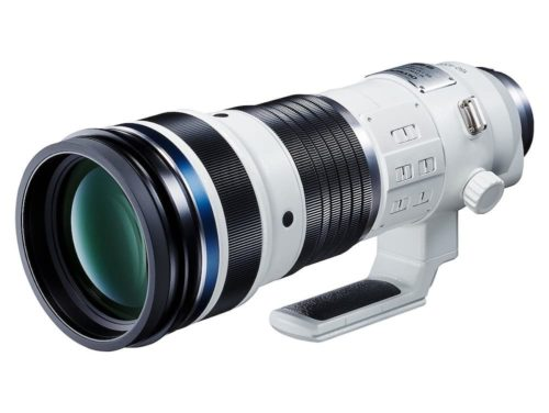 Development Announcement : Olympus 150-400mm F4.5 Pro lens with built-in 1.25X teleconverter