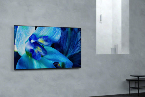 Sony AG9 OLED hand-on review: Picture perfection?