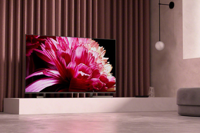 Sony XG95 (KD-65XG9505) 4K LCD Preview : Now with Dolby Atmos and IMAX Enhanced