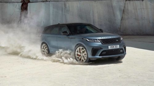 2020 Range Rover Velar SVAutobiography Dynamic Edition is the V8 dream