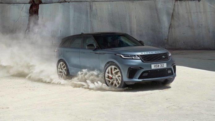 2020 Range Rover Velar SVAutobiography Dynamic Edition is the V8 dream