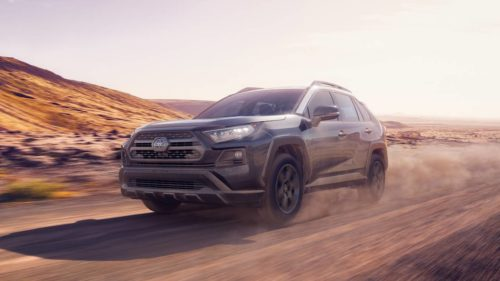 2020 Toyota RAV4 TRD Off-Road gives compact SUV a rally makeover
