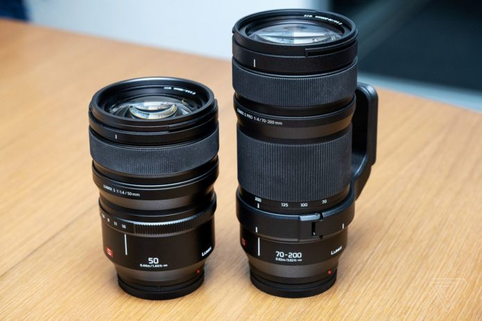 Panasonic S1 and S1R Full-Frame Mirrorless Cameras: All you need to know