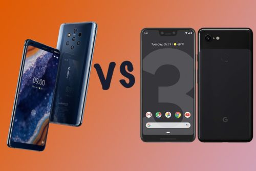 Nokia 9 PureView vs Google Pixel 3 XL: Single camera or penta camera?