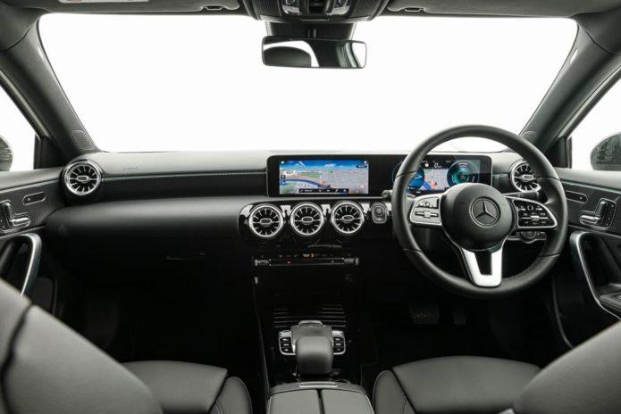 Mercedes-Benz A 250 Sport 4MATIC: Technology Review