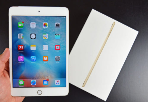 You can't see this iPad mini 5 leak but it shows no major changes