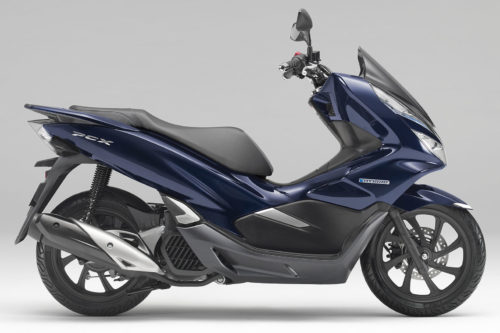 2019 Honda PCX Hybrid Scooter First Look: Gasoline + Electric (14 Fast Facts)