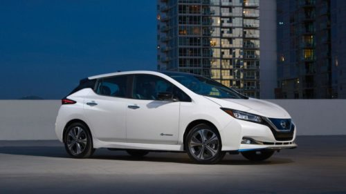 2019 Nissan Leaf Plus first drive review: Expanding the EV's appeal