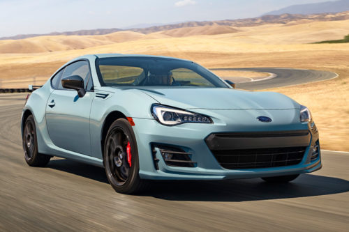2019 Subaru BRZ Review