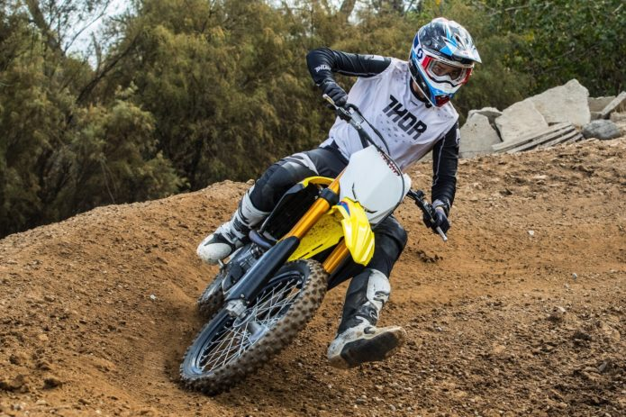 2019 Suzuki RM-Z450 Review | The Affordable Motocrosser