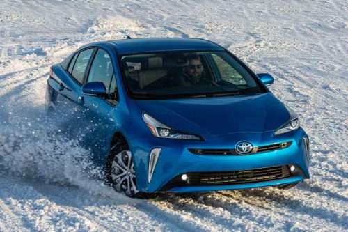 2019 Toyota Prius Review