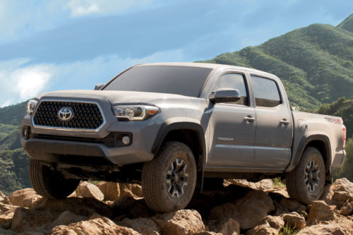 2019 Toyota Tacoma Review
