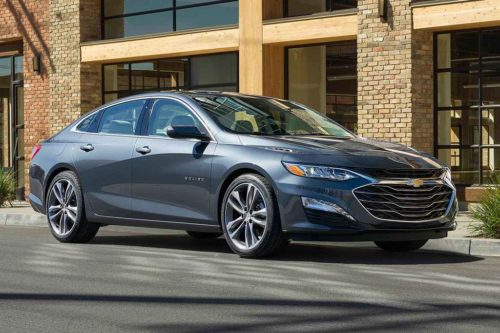2019 Chevrolet Malibu Hybrid Review