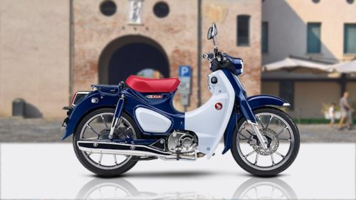 10 Things You Didn't Know About The Honda Super Cub