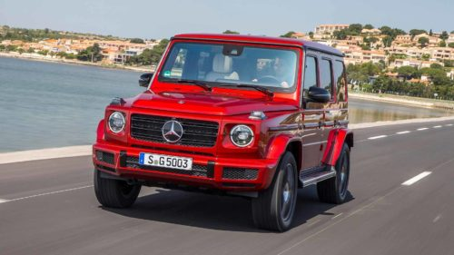 2019 Mercedes-Benz G550 review