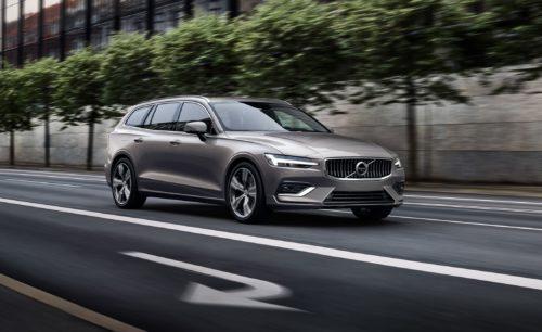 2019 Volvo V60 review