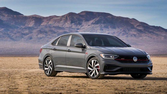 2019 Volkswagen Jetta GLI packs Golf GTI tech into sports sedan